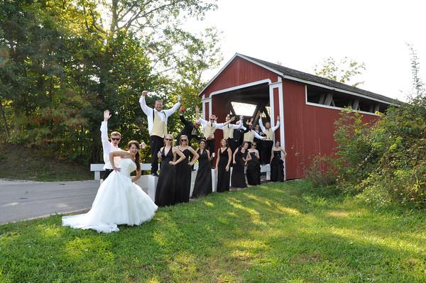 Nicole & Daniel Wilds'  Wedding