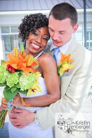 Nicole + Eric = Married!