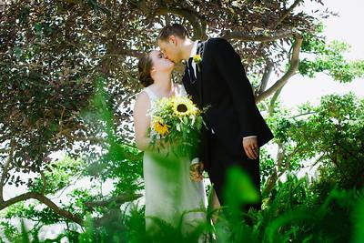 Nicole + Garrett Wedding