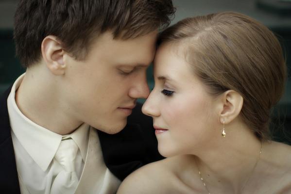 Nicole and Brandt