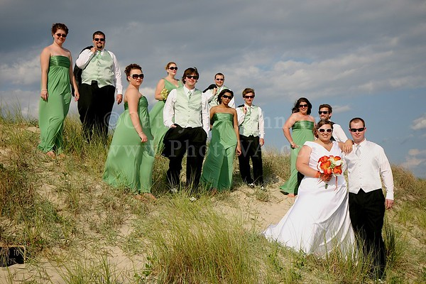 Nicole + JR: Hampton Wedding Photography