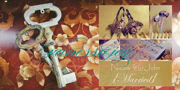 nicole and john album 001 (Sides 1-2)
