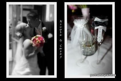 Nicole & Casey Wedding