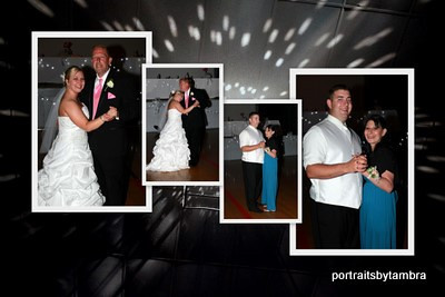 Nicole & Casey wedding and park1