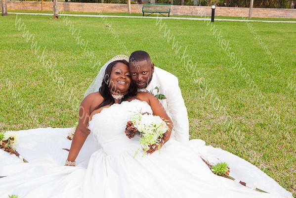 Nicole & Kedrick Wedding