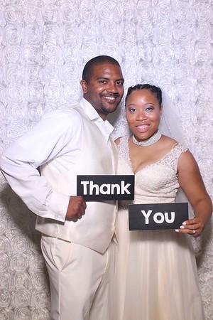 Niesha & Robert's Wedding 2018