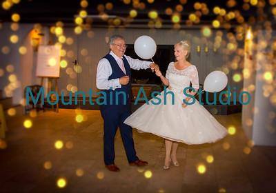 Nigel & Christine @ The Llechwen Hall