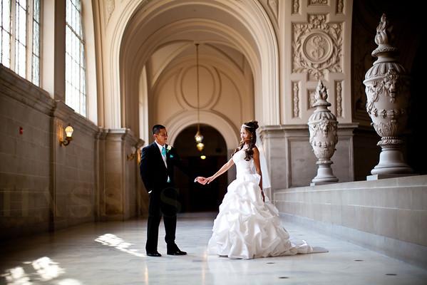 Nikki & Robbie Wedding