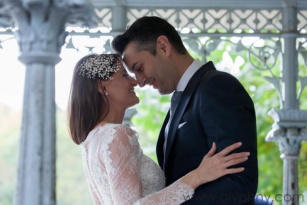 Nikoletta & David Wedding