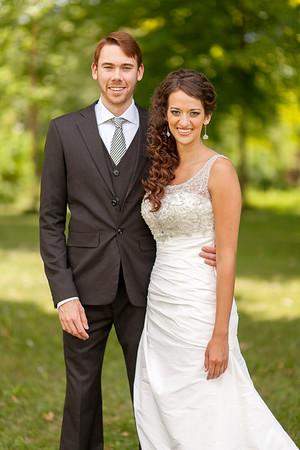 Corine & Niles Wedding
