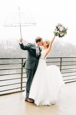 Nina + Brandon // Wedding