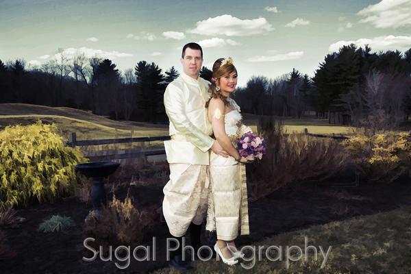 Nina & David -Beautiful Wedding
