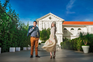 Ning Xing + Alvin Wedding