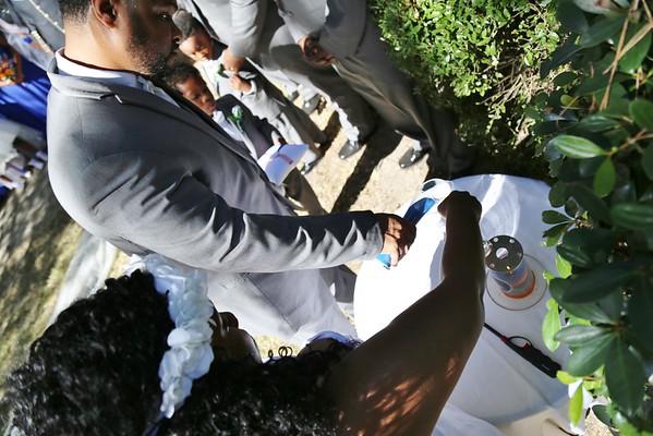 Nique and Samose Wedding 160827