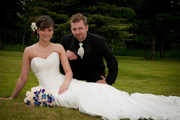 Noelle and PJ 2011