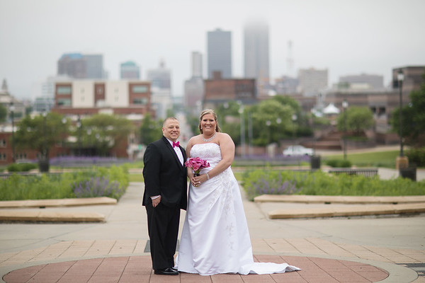 M+J Skyline Portraits