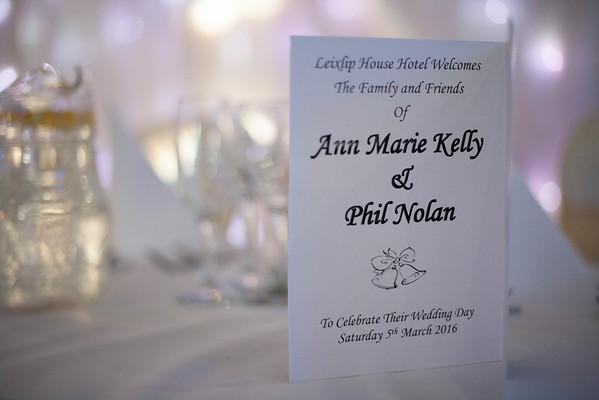 Ann Marie & Phil's Wedding Day
