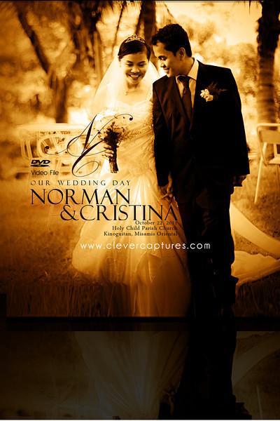 Norman & Cristina Sticker_cr