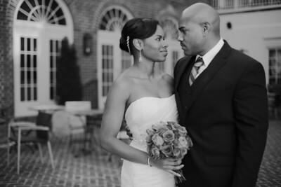 OCTAVIA + LAWSON | BRIDAL PORTRAITS | 10.20.2013