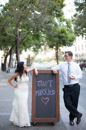 Brendan and Judy's Oakland Wedding