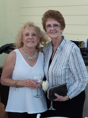Stacey and Barbara.