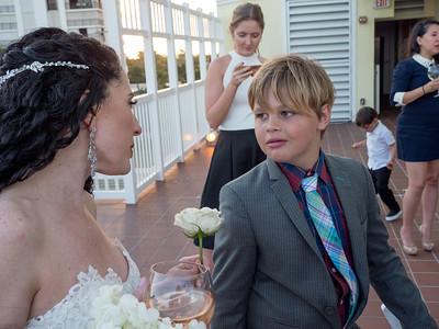 Liam and Jennie: mutual admiration.