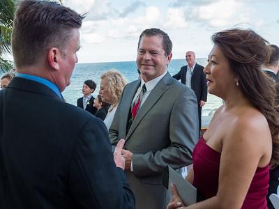 David, Joel and Marie.
