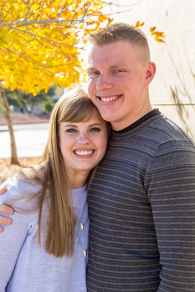Olivia and Colter's Engagement Session
