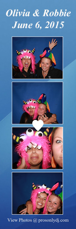 Olivia & Robbie Wedding
