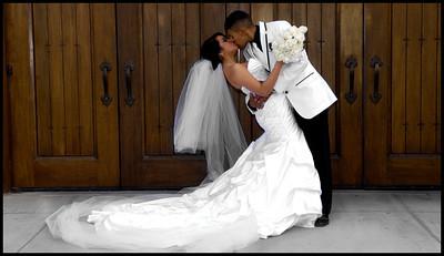 Omar & Elizabeth Wedding