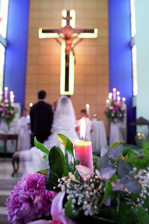 Wedding - Church