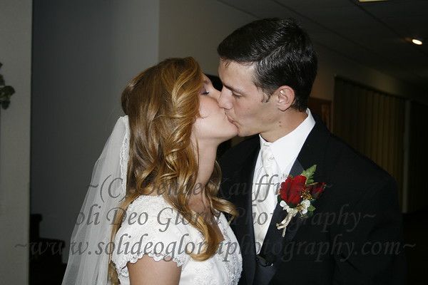 Orrin & Chantelle's Wedding