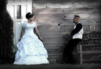 Oscar & Jasmine wedding