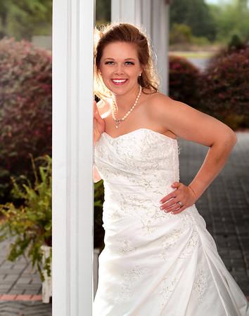 Mitzi Sharp Bridal Portraits