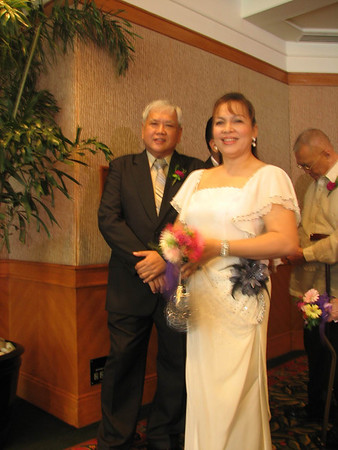 Tablante Silver Wedding Anniversary - Renewal of Vows