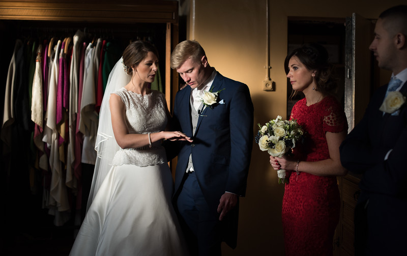 Emma & Michael, Double Tree Chester