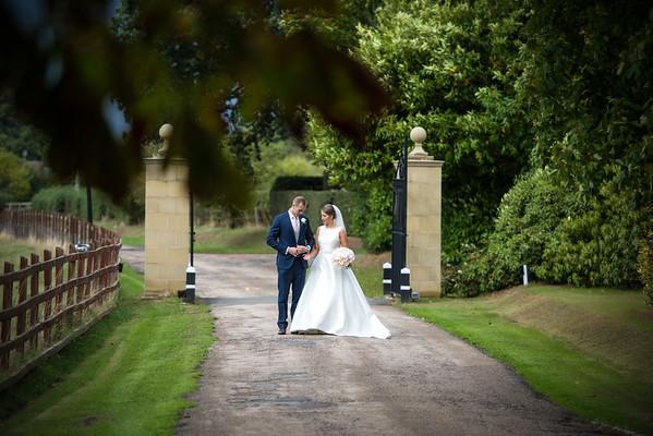 Rebecca & Dale, Tern Hill Hall Wedding Photography