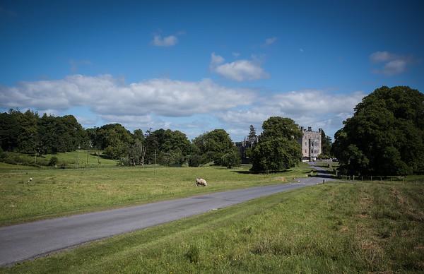 Yohanna & Ian, Markree Castle, Ireland