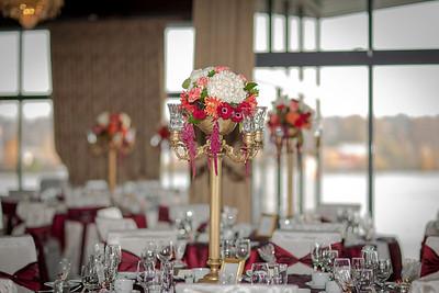 Flower arrangements Centerpiece-7233