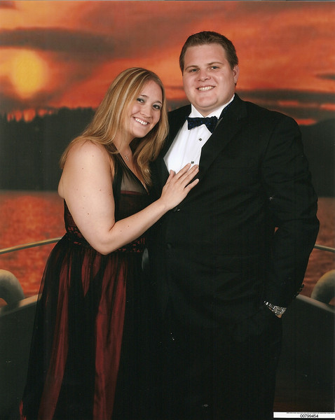 The second formal night on the ship.