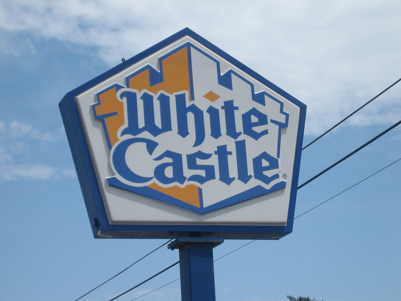 Oh yes we did...we found a White Castle!  When we got back to Newark we found one and it was worth it.