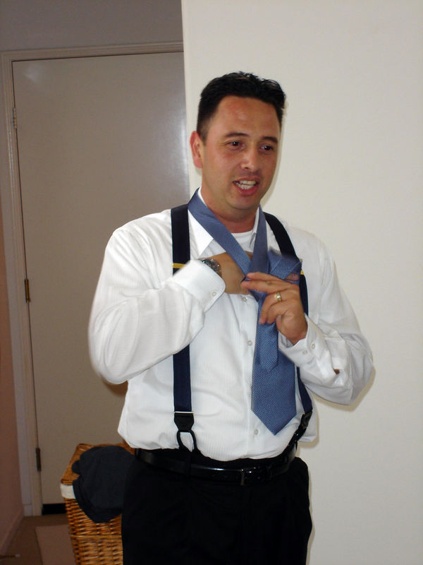 Cesar.  Notice I made everyone where suspenders!