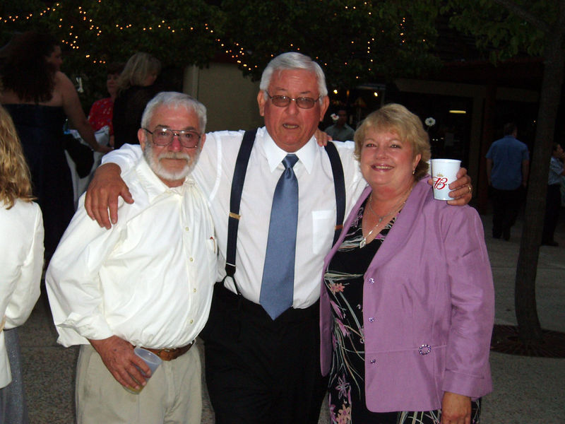 Pat, my dad, and Sandy.  Pat and my dad grew up together in Richland, Washington.