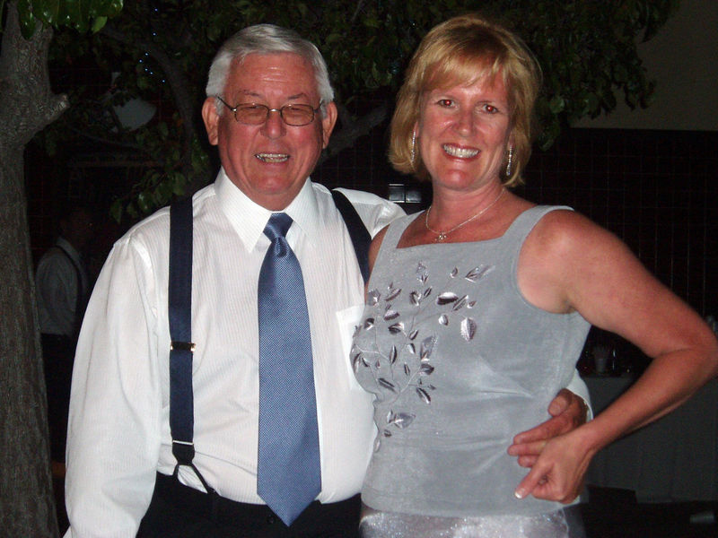 Dad and Julie