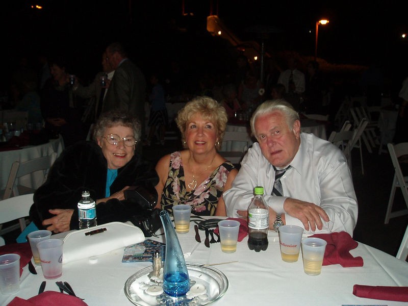 Pat, Aunt Gail and Uncle Bob.