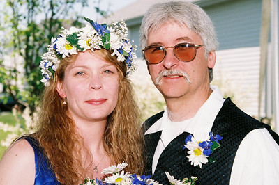Our Wedding June 21, 2003
