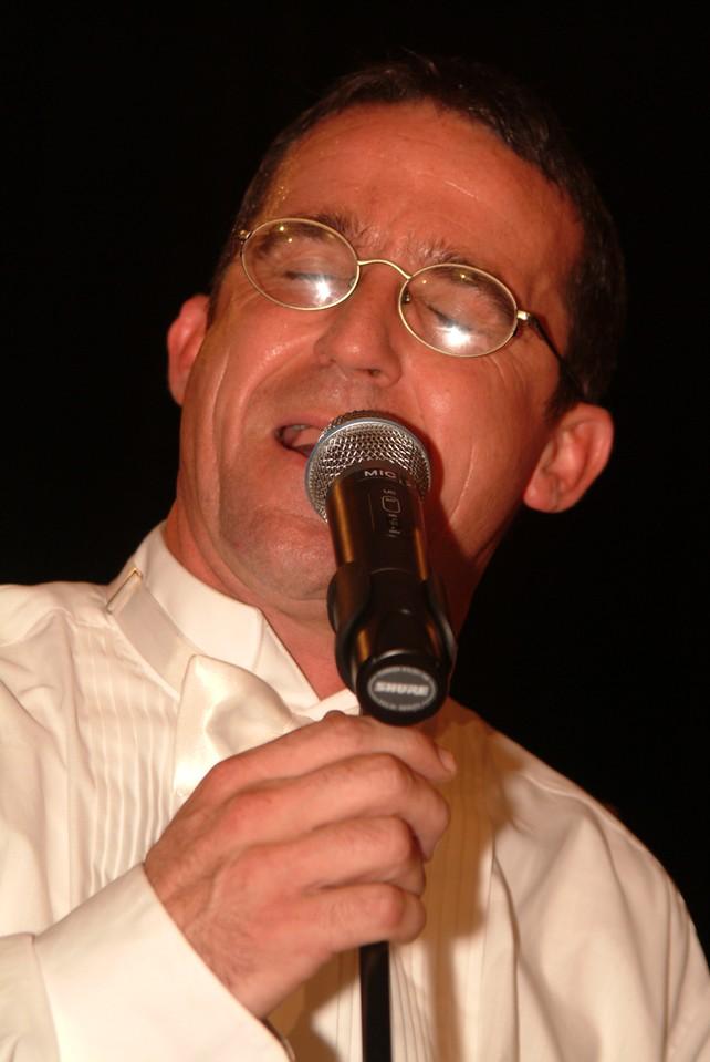 Mike Singing 1