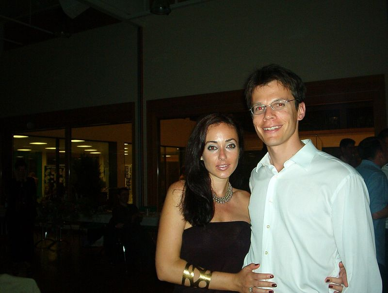 Lucia and James