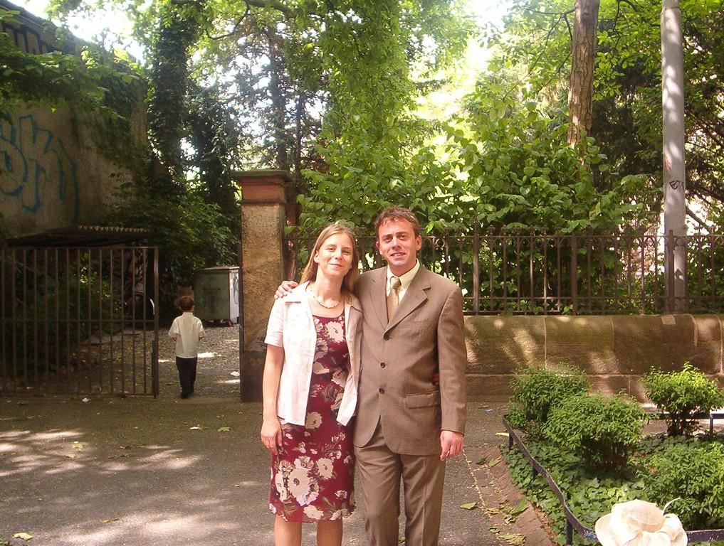 Jon and Chantal