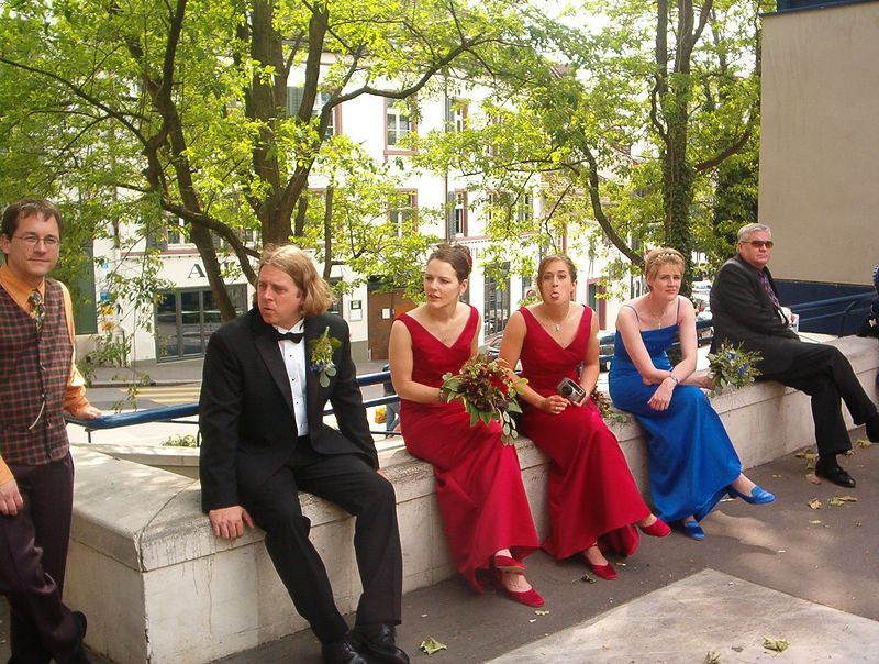 Waiting for Photos